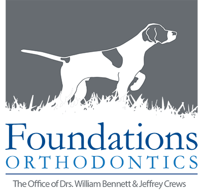 Logo for Foundations Orthodontics